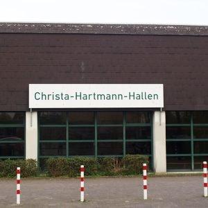 Wir stellen uns vor - BRSG-Haltern - Sportstätte Christa-Hartmann-Hallen