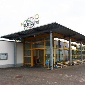 BRSG-Haltern - Sportstätte Hallenbad Aquarell