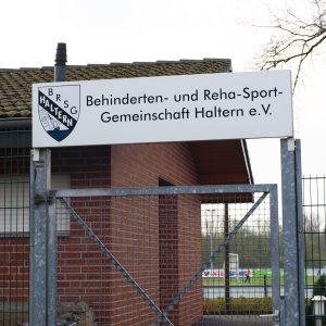 BRSG-Haltern - Sportstätte BRSG Vereinsheim